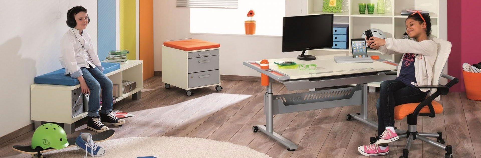 Dětský pokoj a rostoucí nábytek ABAT